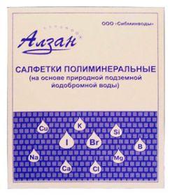 """Салфетки для компрессов """"Полиминеральные"""""""